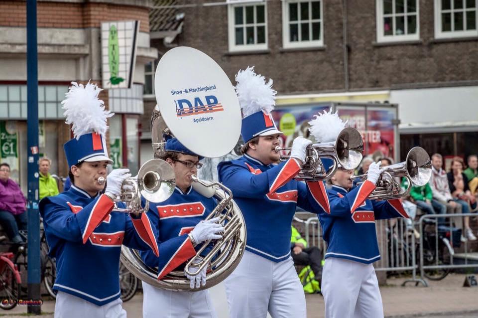 show en marchingband (2)