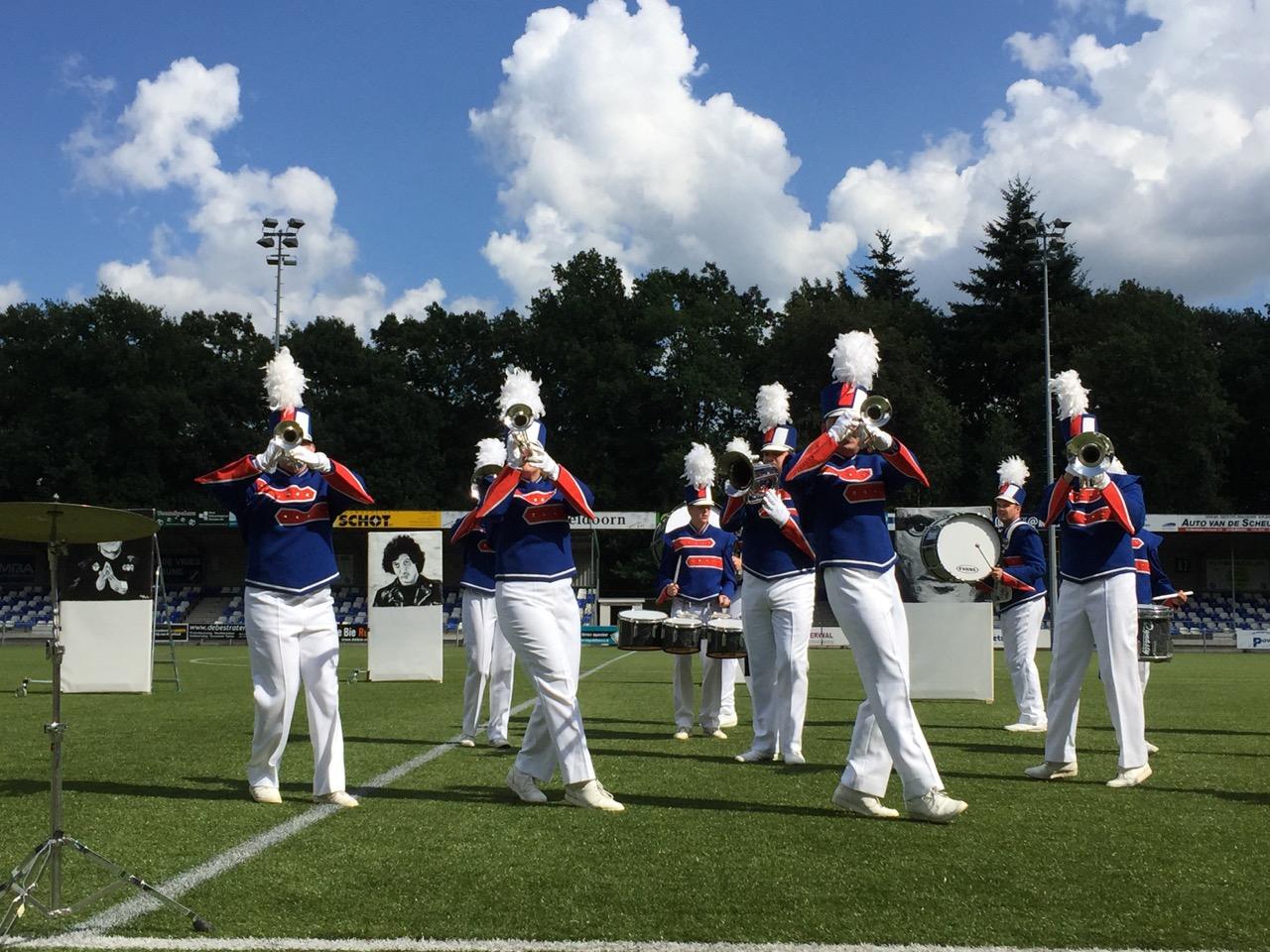 Opening tribune AGOVV