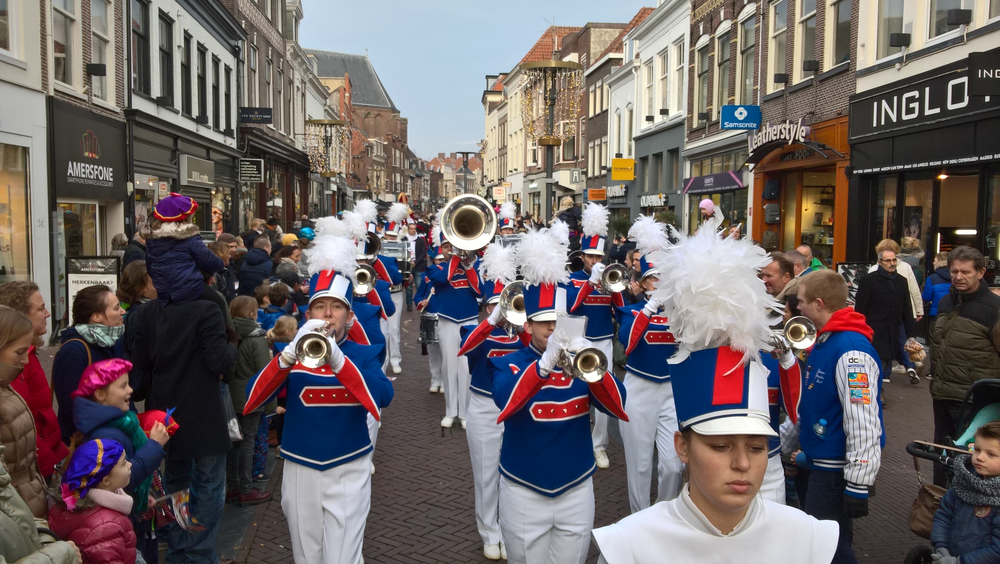 Show- en Marchingband